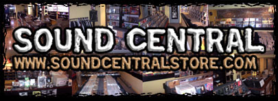 Sound Central Store Logo