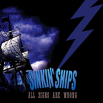 Buy Sinkin' Ships -'All Signs Are Wrong' CD online